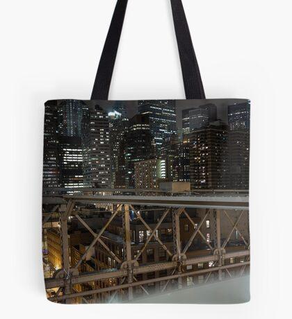 Jungle of Steel Tote Bag