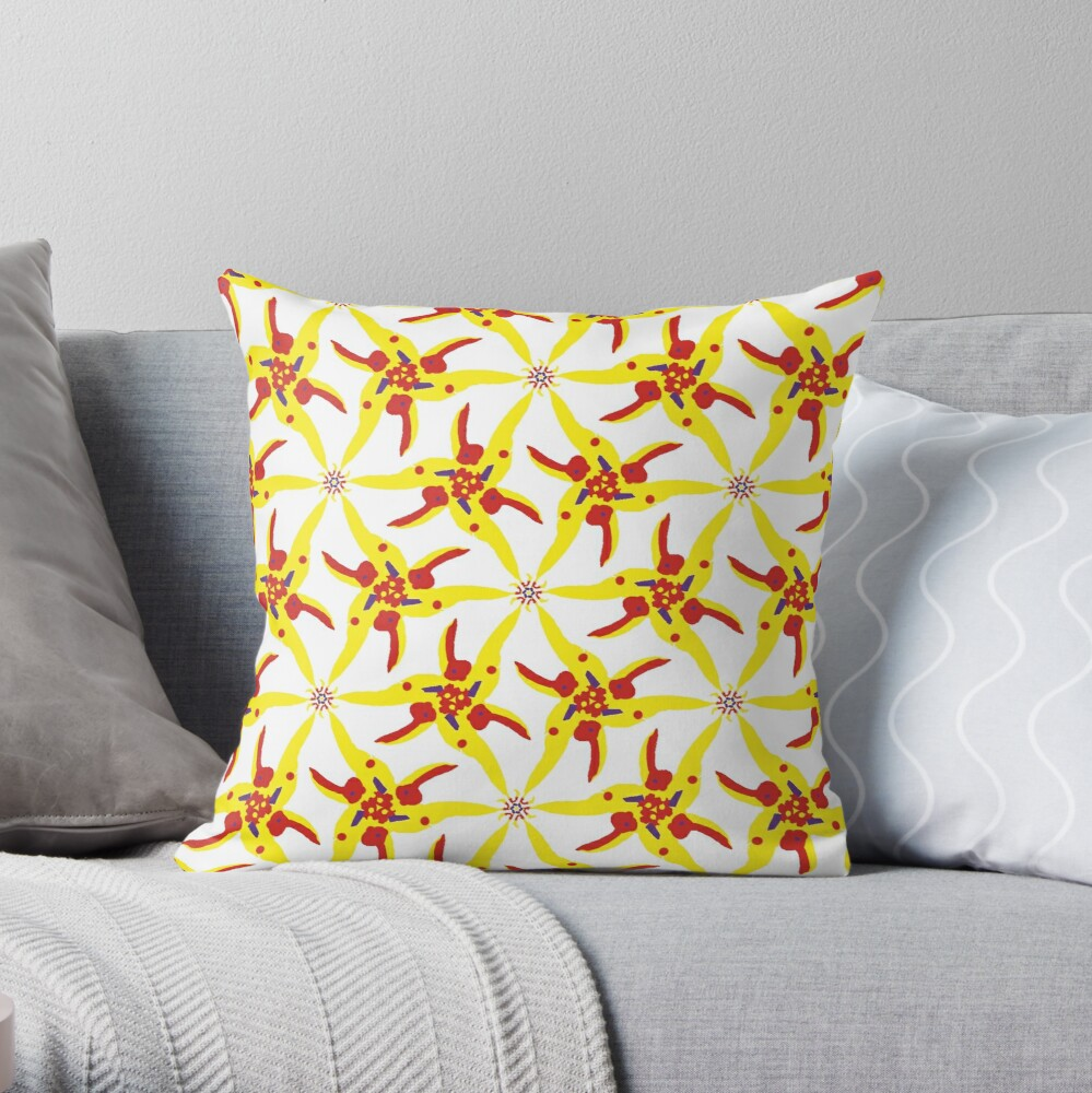 Empower  Throw Pillow