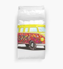 COMBI PEACE AND LOVE Duvet Cover