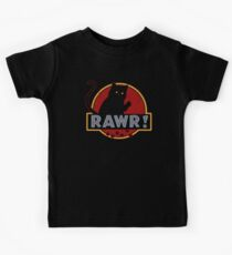 Rawr! Kinder T-Shirt