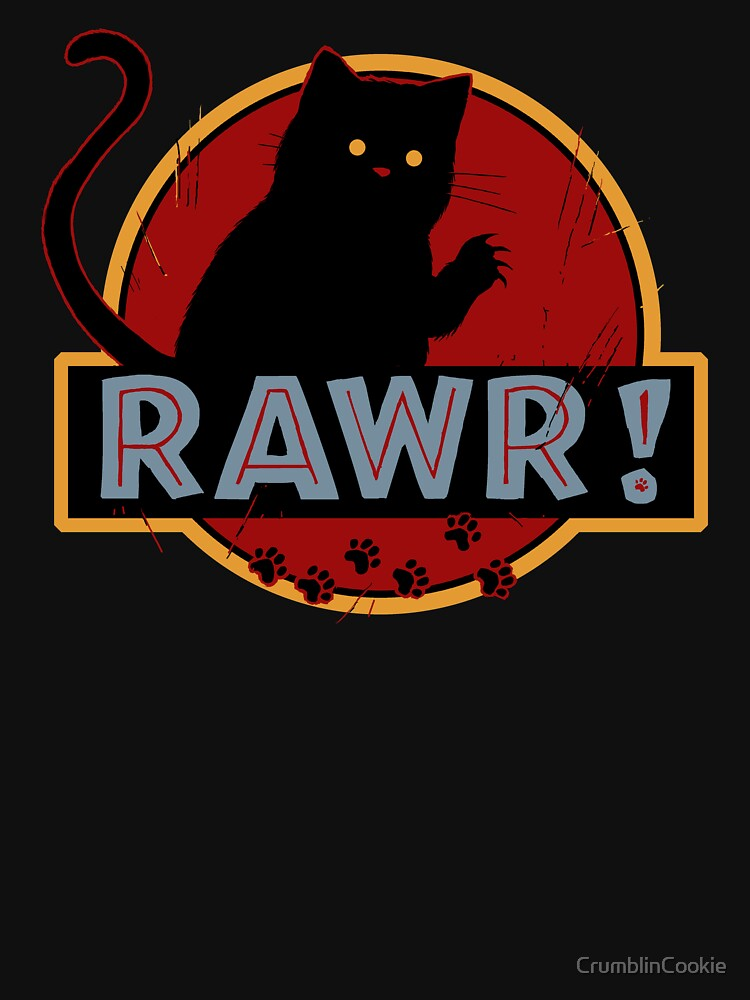 Rawr! by CrumblinCookie