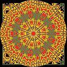 Autumn carpet by Margaret Hockney