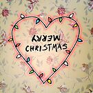 Stranger Things Christmas Card by Blackbird76
