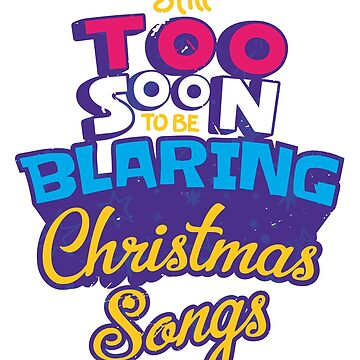 Not Yet Christmas (v1) by BlueRockDesigns