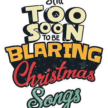 Not Yet Christmas (v2) by BlueRockDesigns