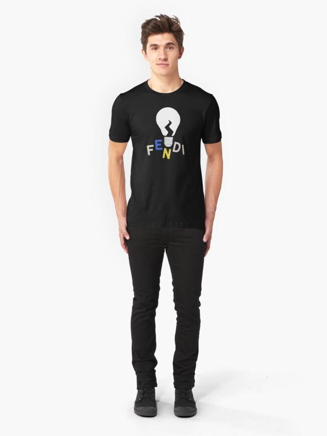 Alternate view of Lamp Slim Fit T-Shirt