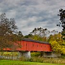 Ontario's Covered Bridge by sundawg7