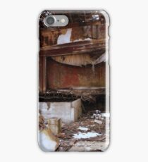 Show Is Over Due To Cockeyed Perspective iPhone Case/Skin