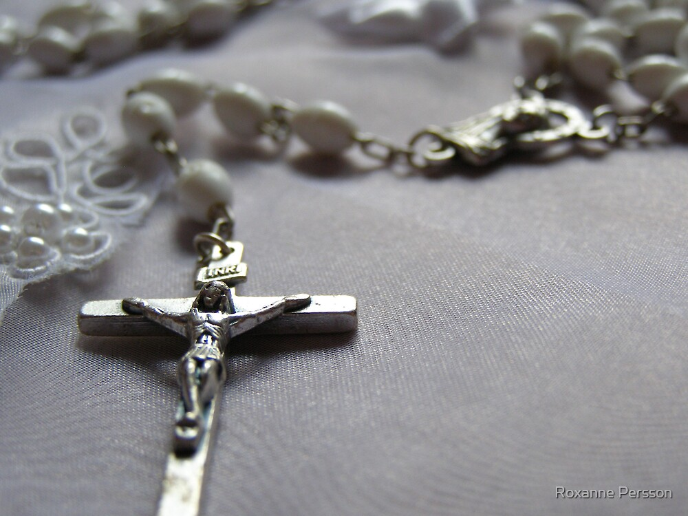 Rosary by Roxanne Persson
