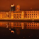 CITY HALL CORK  by TIMKIELY