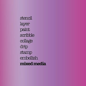 Create mixed media! by KoreSage