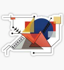 Bauhaus Art Deco Sticker