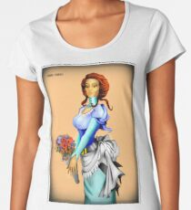 VICTORIAN Women's Premium T-Shirt