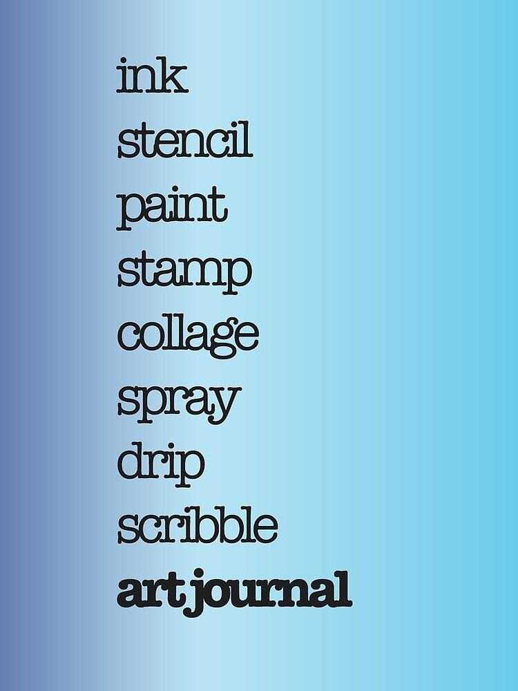 Just art journal! by KoreSage