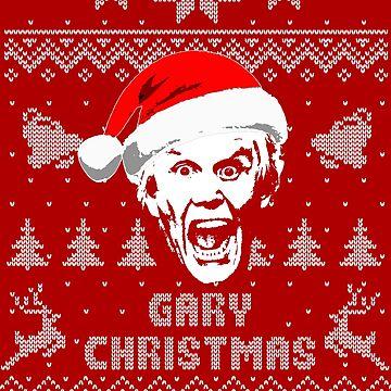 Gary Christmas Parody Christmas shirt by idaspark