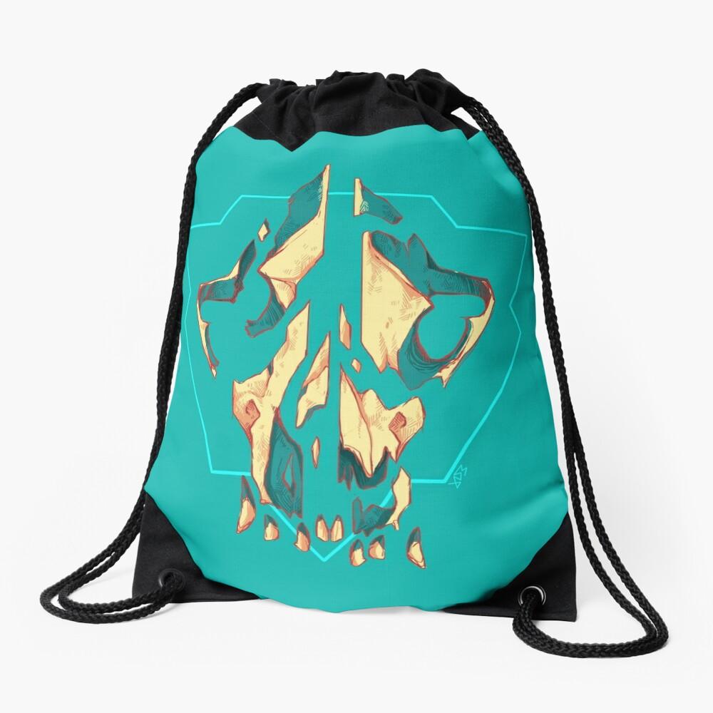 Mindblow Drawstring Bag
