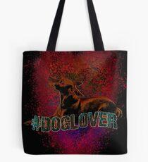 #doglover Tote Bag