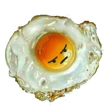 Angry egg by SamsonBryant