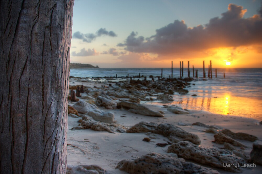 Port willunga ruins by darryl leach redbubble for Port willunga