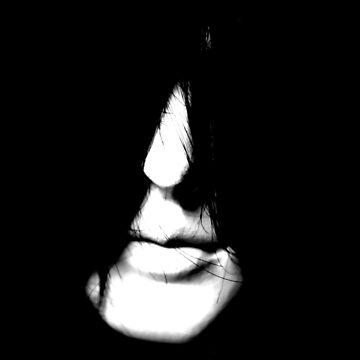 Hair Head nº2 (BLACK VERSION) by Ikigai-PLUS