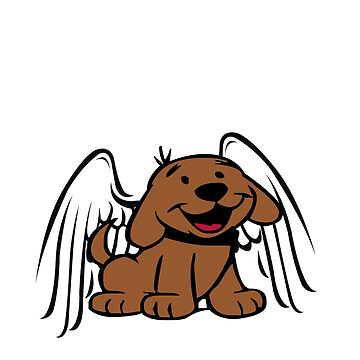 Dogs are like angels by Daniel0603