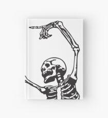 Dance With Death Hardcover Journal