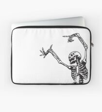 Dance With Death Laptop Sleeve