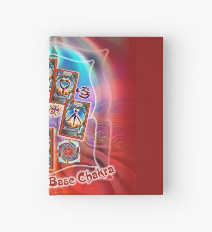 6 Virtues of the Base Chakra Hardcover Journal