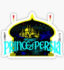 Gaming [ZX Spectrum] - Prince of Persia Sticker