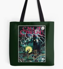 Couverture de Call of Cthulhu 1st Edition Tote bag