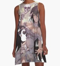 Albedo Overlord A-Line Dress
