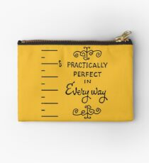 practically perfect Zipper Pouch