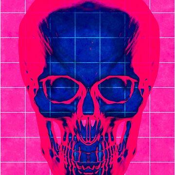 Fancy Skull Head by Ikigai-PLUS