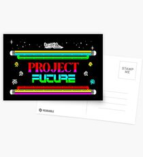 Gaming [ZX Spectrum] - Project Future Postcards
