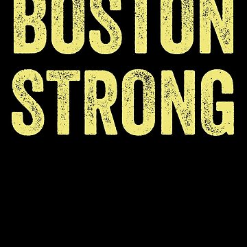 Boston Strong by with-care
