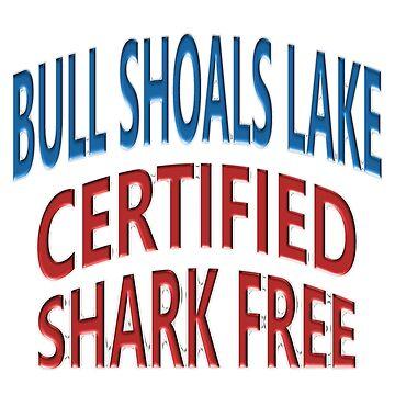 Bull Shoals Lake - Certified Shark Free by Chunga
