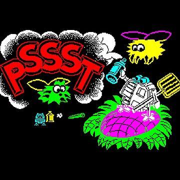 Gaming [ZX Spectrum] - Pssst by ccorkin