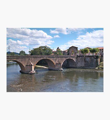 River Garonne Photographic Print