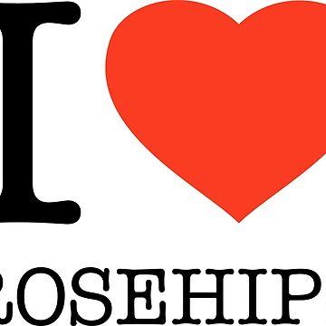 I ♥ ROSEHIPS by eyesblau