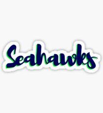 Seahawks Sticker