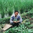Chinese Farmer by eyesoftheeast