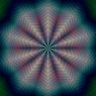 Mandala Meditation by Martilena