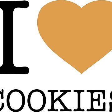 I ♥ COOKIES by eyesblau