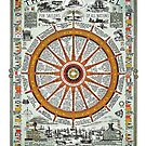 The Bible Wheel by Peter Millward