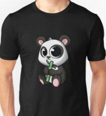 Cute Baby Panda Bear - Bear Cub Bamboo China Unisex T-Shirt