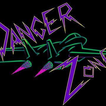Danger Zone by riffraffmakes