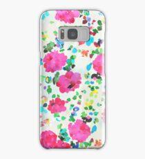 Painted Peonies Samsung Galaxy Case/Skin