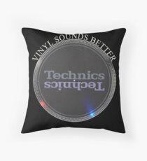 Vinyl Sounds Better Floor Pillow
