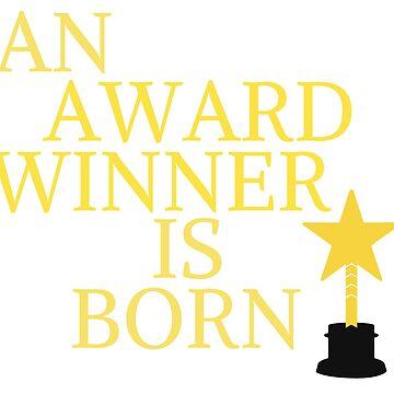 An award winner is born by StefGermanotta