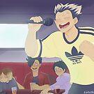 Karaoke by eddiegrungepup